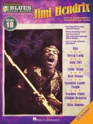 BLUES PLAY ALONG 18 - JIMI HENDRIX + CD