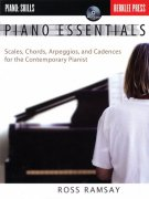 Berklee Press: Piano Essentials - Scales, Chords, Arpaggios and Cadences + CD