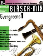 Bläser-Mix - Evergreens 1 + CD Bb instruments