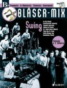 Bläser-Mix - Swing + CD Bb instruments