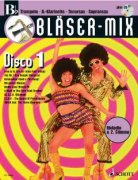 Bläser-Mix - Disco + CD Bb instruments