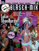 Bläser-Mix - Latin Standards + CD Bb instruments