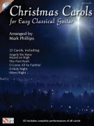 Christmas Carols for Easy Classical Guitar + CD / kytara + tabulatura