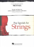 SKYFALL - Pop Specials For Strings / partitura + party