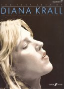 Diana Krall - The Very Best of  - piano/vocal/guitar