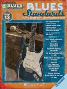 BLUES PLAY ALONG 13 - BLUES STANDARDS + CD