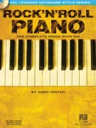 ROCK' N' ROLL PIANO + Audio Online / Hal Leonard Keyboard Style Series