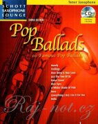 Pop Ballads+ CD tenor saxofon - 16 Famous Pop Ballads