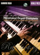 Hammond Organ Complete + CD - varhany