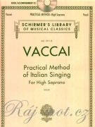Practical Method of Italian Singing: For High Soprano + CD