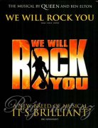 Queen: We Will Rock You - PVG