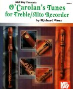 O Carolans Tunes for Treble/Alto Recorder