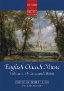 English church music 1 - Anthems and motets - SATB