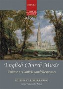 English Church Music 2 - Canticles and Responses SATB