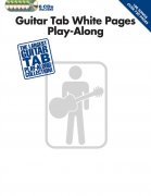 Guitar Tab White Pages Play-Along - Guitar Tab/Guitar (TAB/GTR) + 6 CD