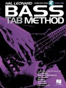 Hal Leonard: Bass Tab Method - bas kytara