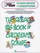 E-Z Play Today 125: The Great Big Book Of Children's Songs - keyboard