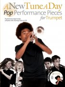 A New Tune A Day: Pop Performance Pieces + CD - Trumpet