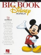 The Big Book Of Disney Songs - Trumpet