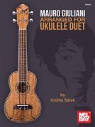 Mauro Giuliani Arranged For Ukulele Duet By Ondřej Šarek