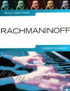 Really Easy Piano: Rachmaninoff - klavír