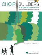 Choir Builders For Growing Voices 1 + CD