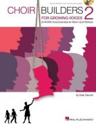 Choir Builders For Growing Voices 2 + CD