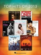 Top Hits Of 2013 - Piano, Vocal & Guitar (PVG)