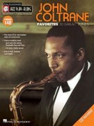 Jazz Play-Along Volume 148: John Coltrane Favorites + CD