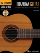 Hal Leonard Guitar Method: Brazilian Guitar + CD