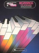 E-Z Play Today: Beginnings For Keyboards - Book A