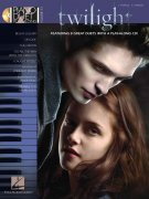Piano Duet Play-Along Volume 33: Twilight + CD