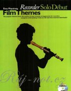 Solo Debut: Film Themes - Easy Playalong Recorder + CD