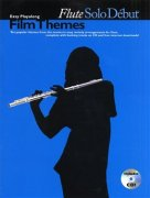 Solo Debut: Film Themes - Easy Playalong Flute + CD