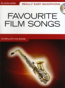 Really Easy Saxophone: Favourite Film Songs + CD