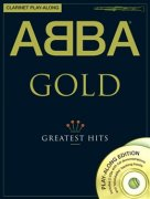 Abba: Gold - Clarinet Play-Along +  Audio-Online