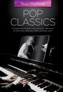 Piano Playbook: Pop Classics - PVG