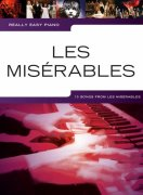 Really Easy Piano: Les Misérables