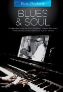 Piano Playbook: Blues & Soul - PVG