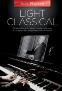 Piano Playbook: Light Classical - klavír