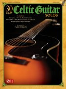 30 Easy Celtic Guitar Solos + CD / kytara + tabulatura