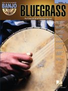 Banjo Play Along 1 - BLUEGRASS + CD / tabulatura