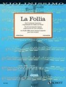 La Follia - The 25 most beautiful classical original pieces for violin and piano