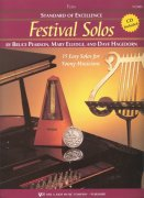 Standard of Excellence: Festival Solos 1 + CD / tuba