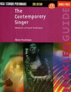 The Contemporary Singer – Elements of Vocal Technique + CD
