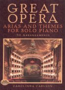 GREAT OPERA - Arias & Themes / sólo klavír