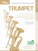 Playing With Scales: Trumpet Level 1 (Book/Download)