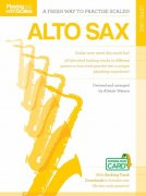 Playing With Scales: Alto Saxophone Level 1 (Book/Download)