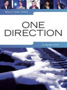 Really Easy Piano: One Direction - PVG