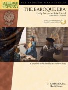 THE BAROQUE ERA: Early Intermediate Level + Audio Online / sólo klavír